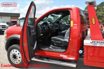 2021 Dodge Ram 4500 SLT, 6.7L Cummins, Automatic, Jerr-Dan MPL-NG Self Loading Wheel Lift, Stock Number D2040
