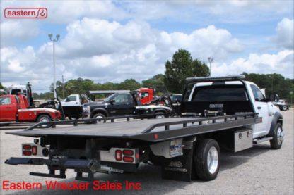 2018 Dodge Ram 5500 SLT, 6.7L Cummins, Automatic, 19.5ft Century Steel Carrier, IRL Wheel Lift, Stock Number U3316