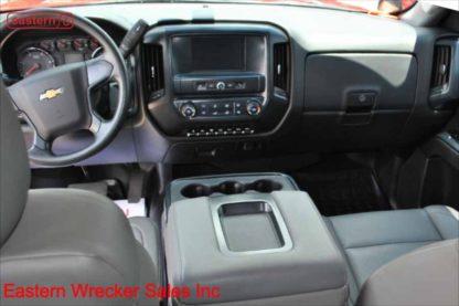 2019 Chevrolet 5500HD, Duramax Turbodiesel, Allison Automatic, 4-Door, 4-Wheel-Drive, 19ft Century Steel Carrier, IRL Wheel Lift, Stock Number U7609