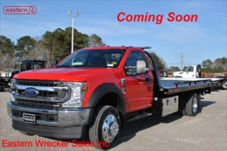 2020 Ford F550 Gas, XLT, Automatic, with 20ft Jerr-Dan Carrier, Stock Number F6303