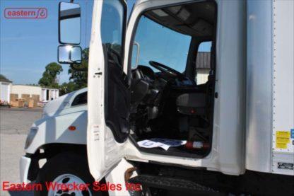2013 Hino with 26ft Van Body, Stock Number U2607