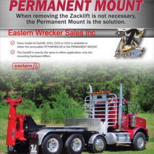 ZackLift Permanent Mount