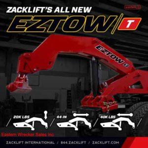 ZackLift EZTow Unit