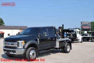 2017 Ford F450 Extended Cab, 6.7L Turbodiesel, Automatic, with Jerr-Dan MPL40 Twin Line, Self Loading Wheel Lift, Stock Number U1467