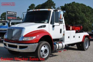 2015 International 4300 with 12-ton Jerr-Dan HPL60/1210D Medium Duty Wrecker, Stock Number U6954
