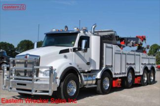 2018 Kenworth T880 Twin Steer with Jerr-Dan HDR1000-565 Rotator, Stock Number U7608A
