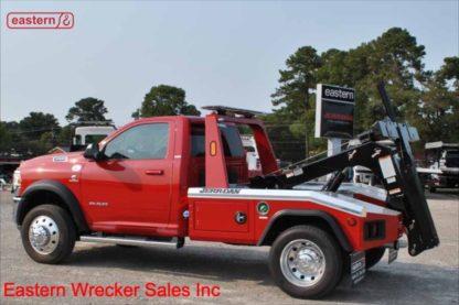 2021 Dodge Ram 4500, 6.7L Cummins, Automatic, 4x4, with Jerr-Dan MPL-NG Self Loading Wheel Lift, Stock Number D0185