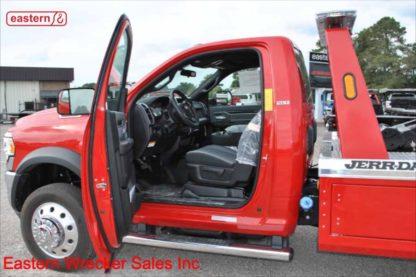 2021 Dodge Ram 4500, 6.7L Cummins, Automatic, 4x4, SLT, with Jerr-Dan MPL-NG Self Loading Wheel Lift, Stock Number D4739