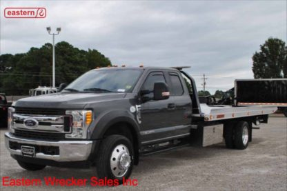 2017 Ford F550 XLT Extended Cab with 20ft Jerr-Dan Aluminum Carrier, Stock Number U7268