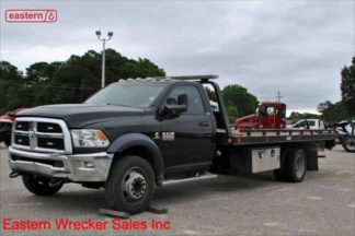 2015 Dodge Ram 5500 with 19.5ft Century Carrier, Stock Number U7822