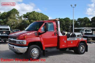 2004 Chevrolet C4500, Duramax, Automatic, with Jerr-Dan Twin Line HPL/808D, Stock Number U9334