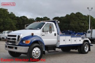 2006 Ford F750 with Holmes 552 Wrecker, Stock Number U6846