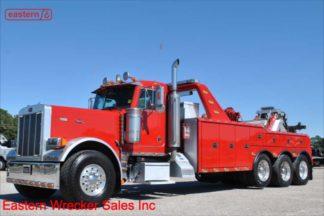 1999 Peterbilt with Miller 9055T 50-ton Wrecker, Stock Number U7632